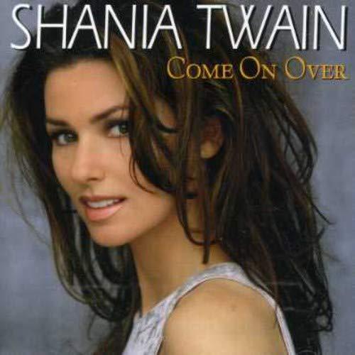 Shania Twain discos más vendidos