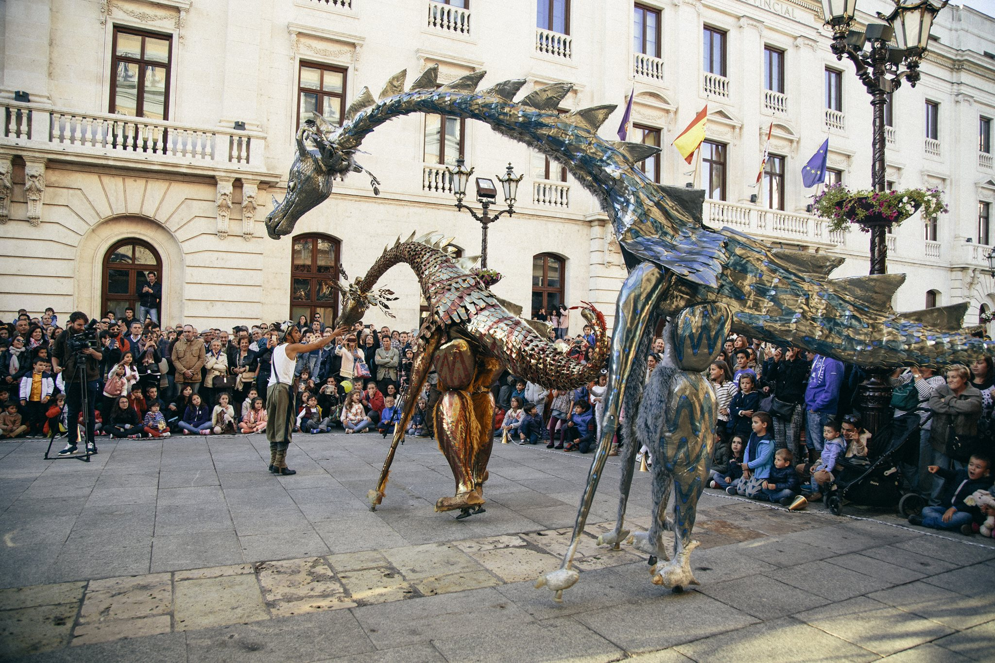 Circo teatro Tiritirantes