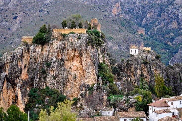 The Castle of Guadalest