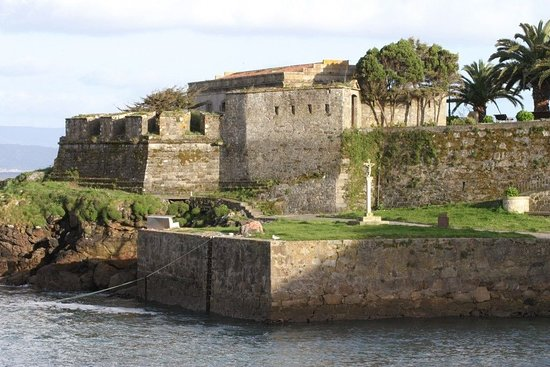 castillo de san carlos Fisterra