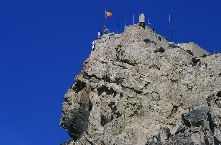 castillo santabarbara