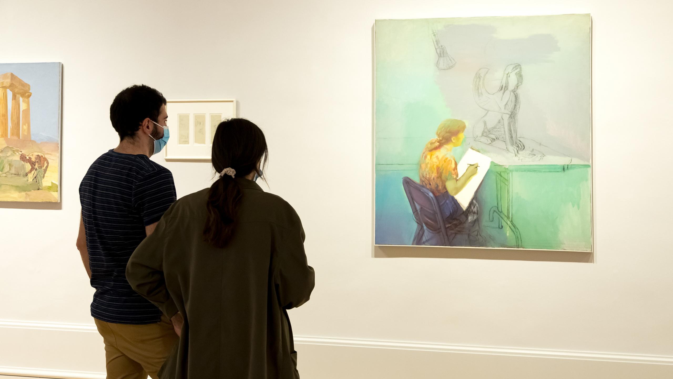 El Museo Bellas Artes de Bilbao ofrecerá una exposición de Isabel Baquedano con motivo del 8M