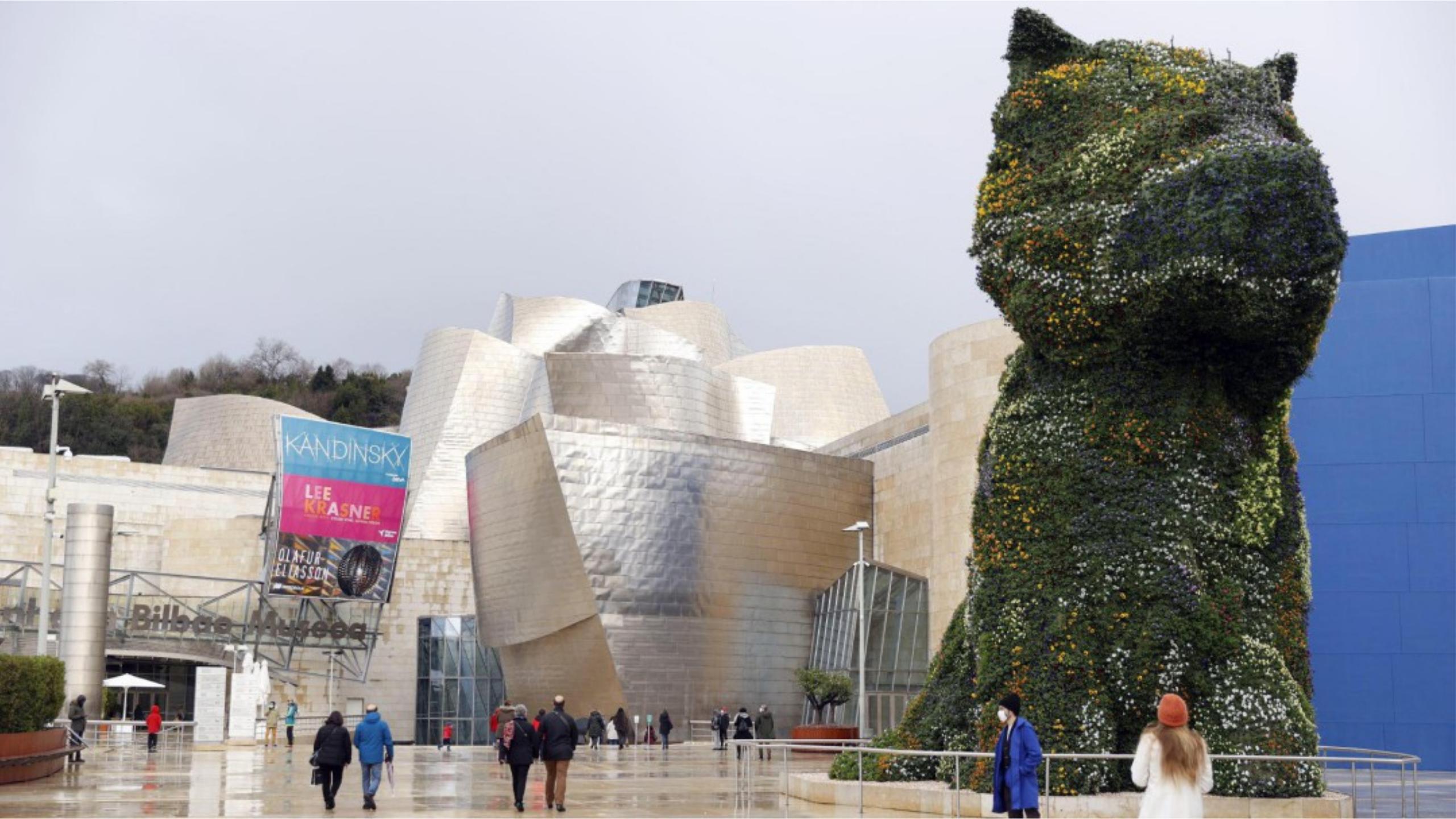 Últimas semanas para visitar la exposición dedicada a Olafur Eliasson en el Guggenheim