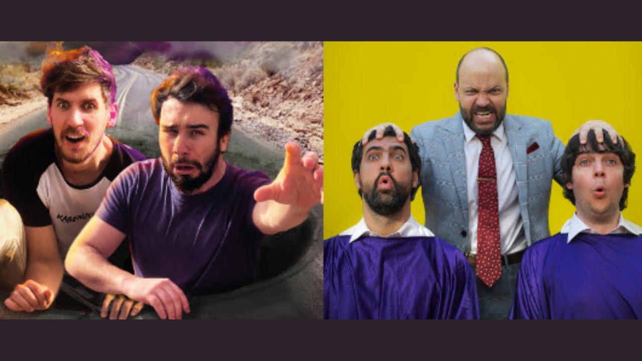 Los espectáculos Bocabeats Comedia y Hits Live inundan de humor el escenario del Teatro Campos