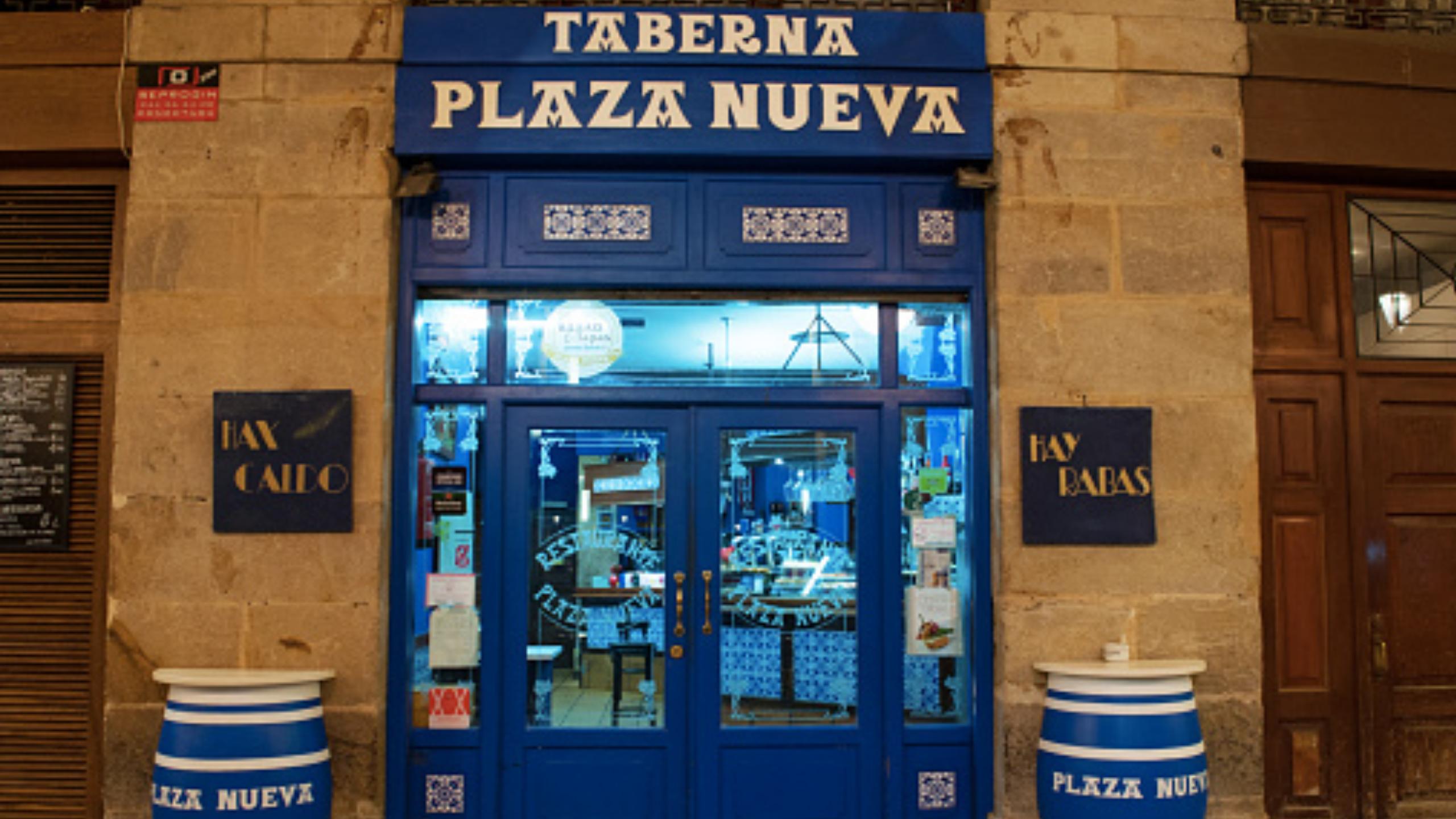 Semana Santa de pintxos cofrades en la Taberna Plaza Nueva