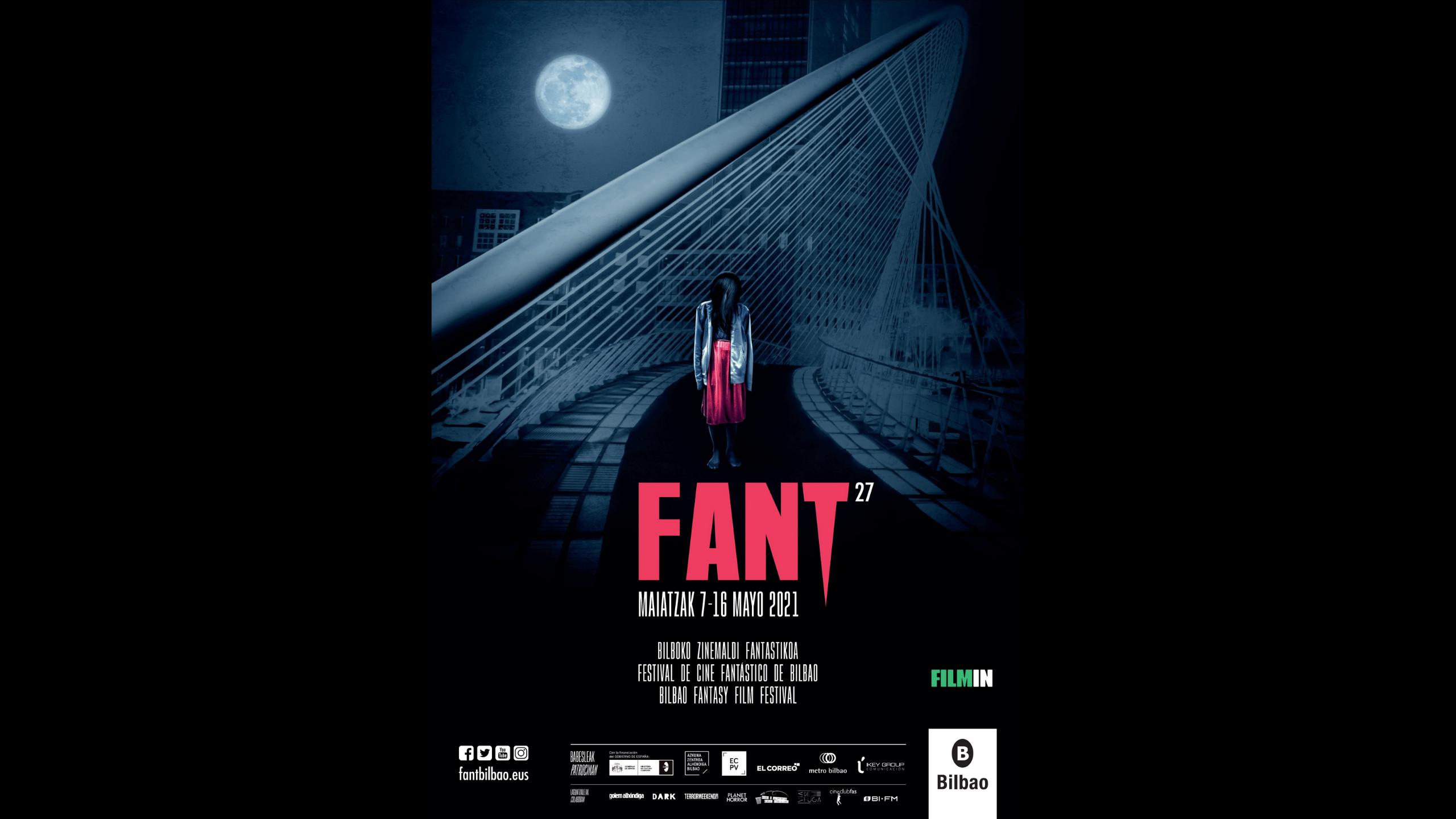 El Festival de Cine Fantástico de Bilbao arranca su ciclo PREFANT este miércoles con cuatro proyecciones especiales