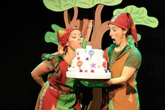 'Fabulosas travesuras', un espectáculo para toda la familia en el Auditorio de la Alberca