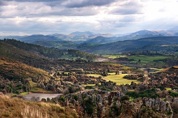 las mejores rutas en primavera en cantabria