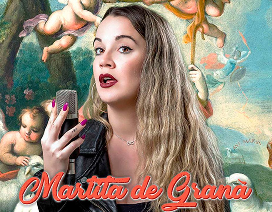 Martita de Graná en Zaragoza