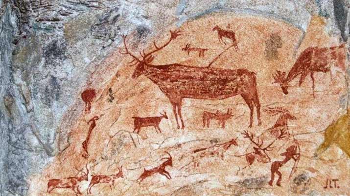 ruta pinturas rupestres moratalla
