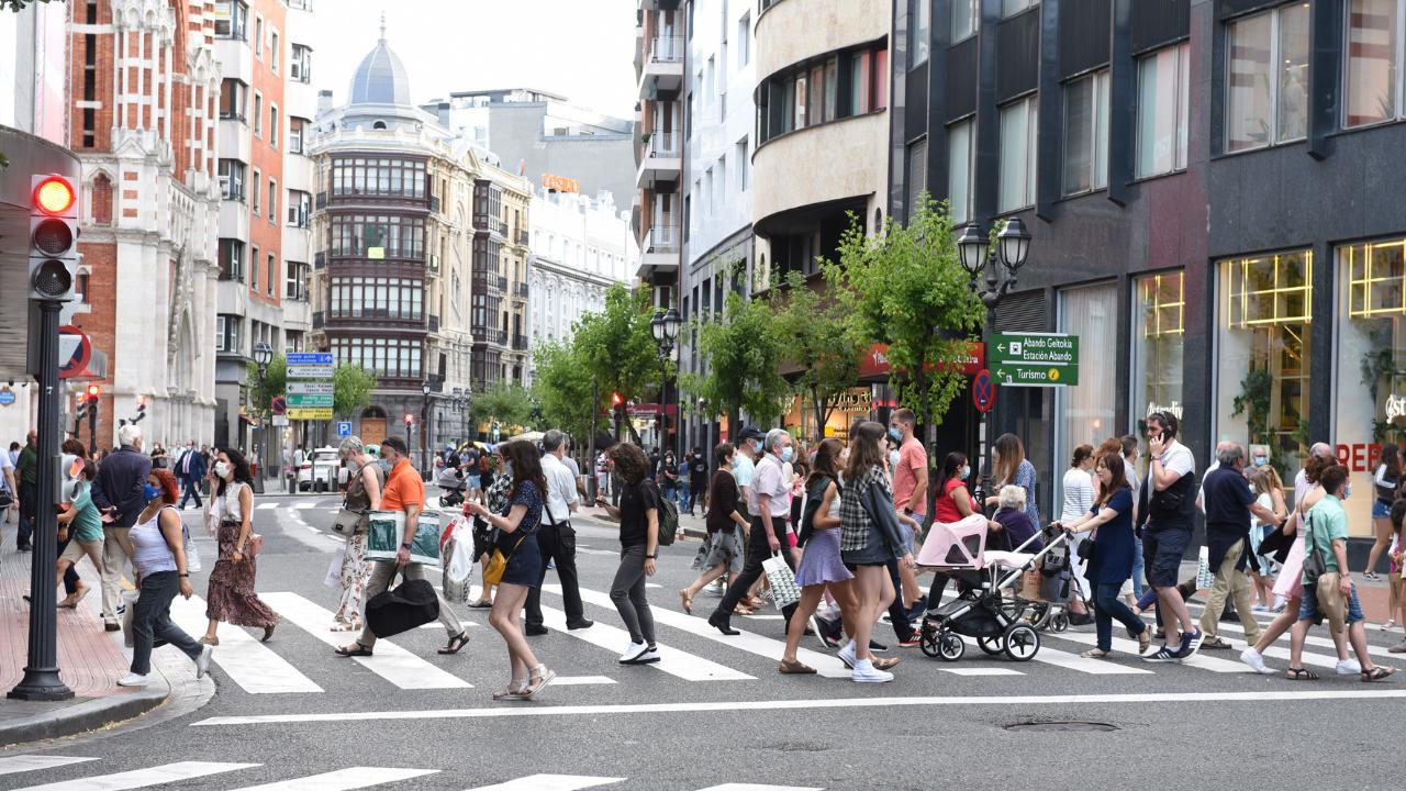 El Ayuntamiento de Bilbao destina cerca de un millón de euros en ayudas para el comercio