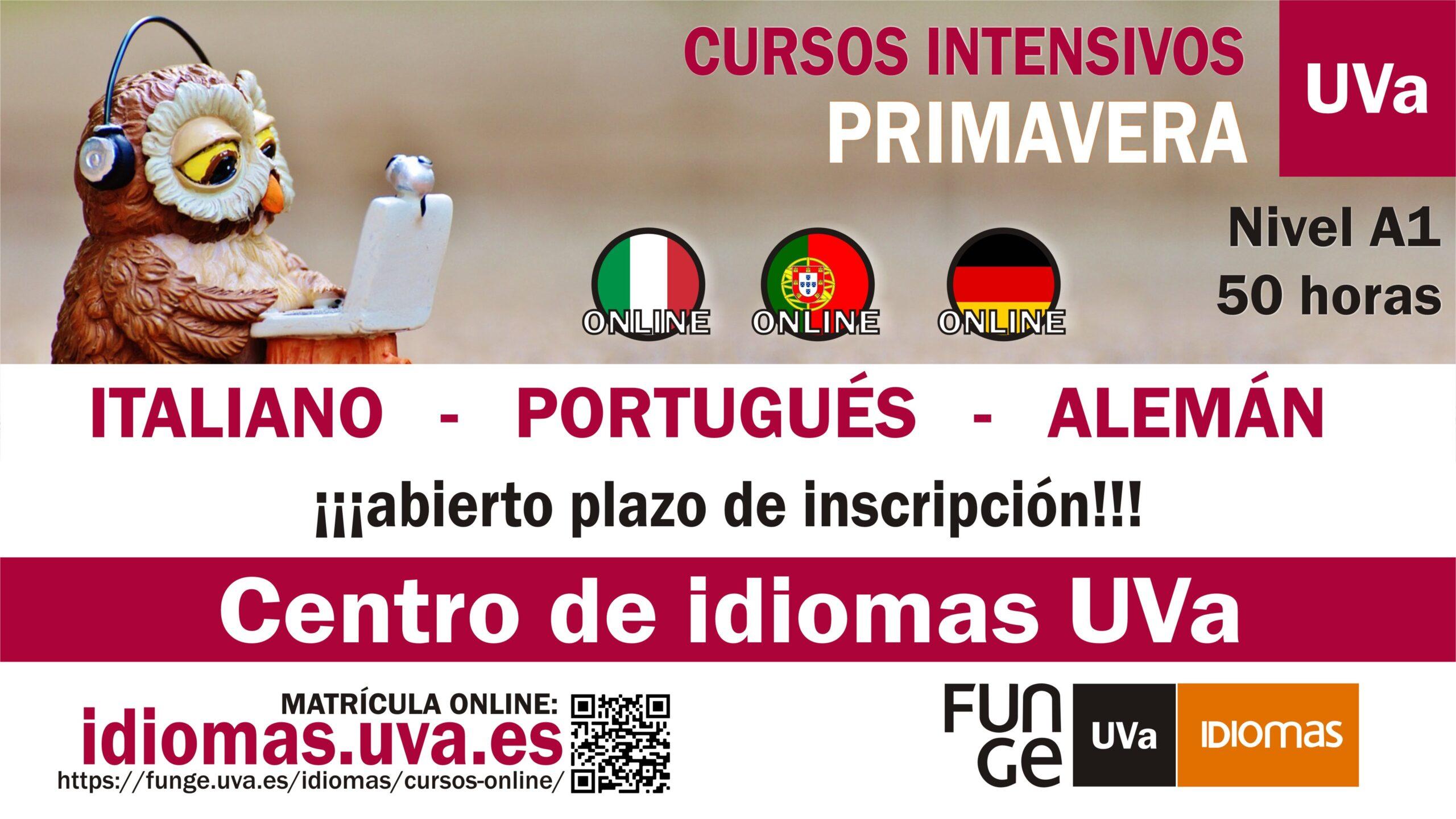 1920x1080 intensivos online italiano portugues aleman centro idiomas uva