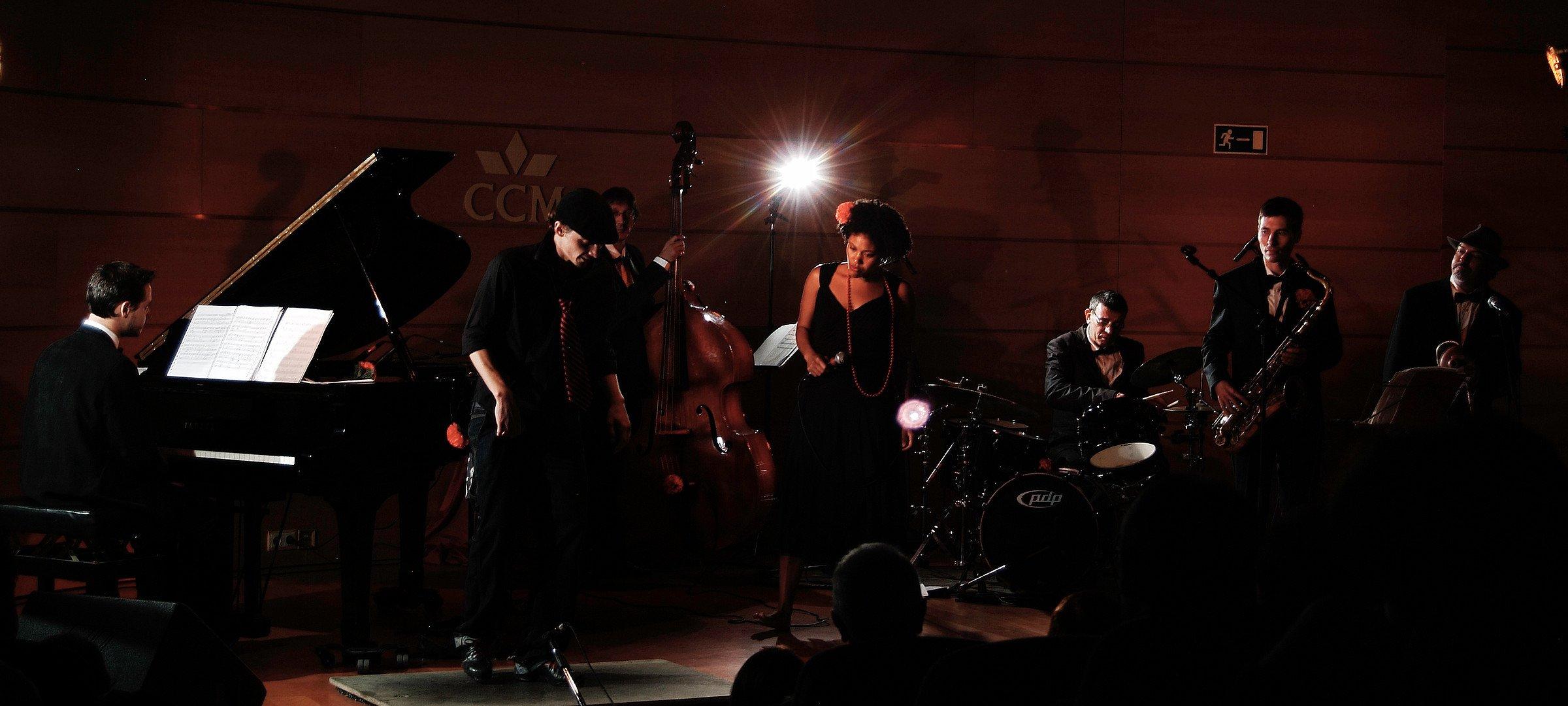 T J Jazz en el Cultural Caja de Burgos