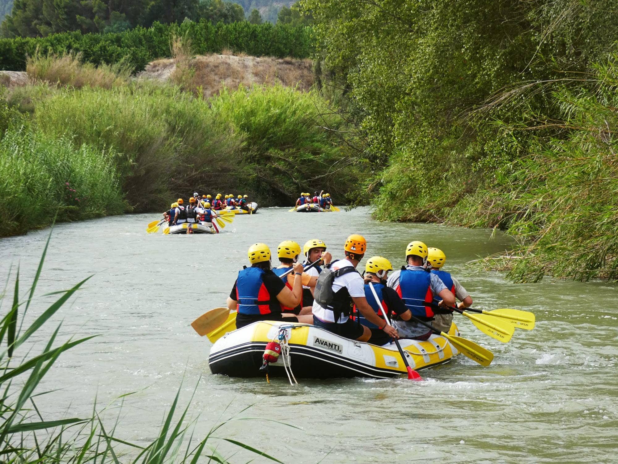Descenso del rio segura 5