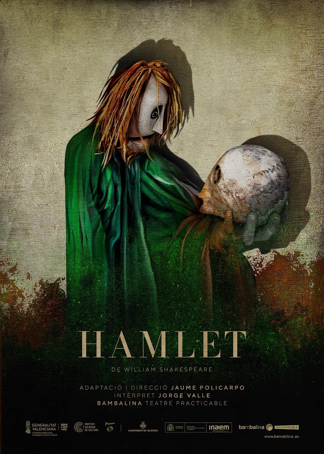 Espectaculo en Murcia Hamlet