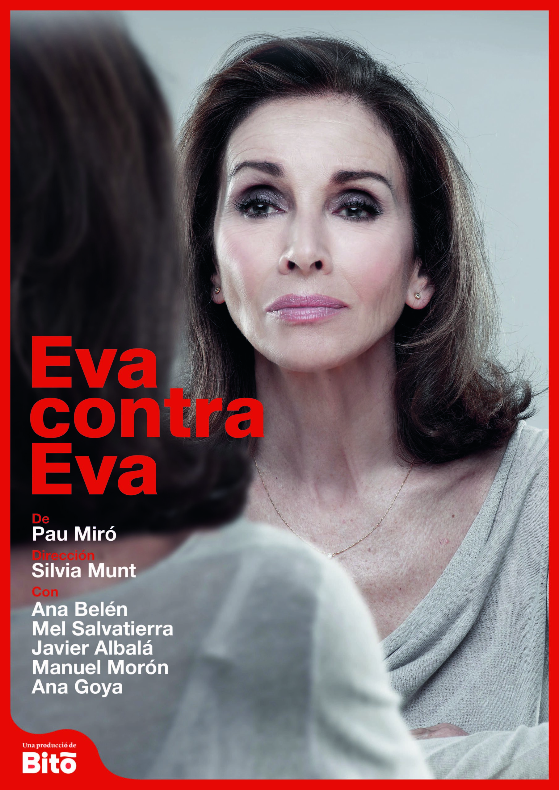 Eva contra eva espectaculo Murcia