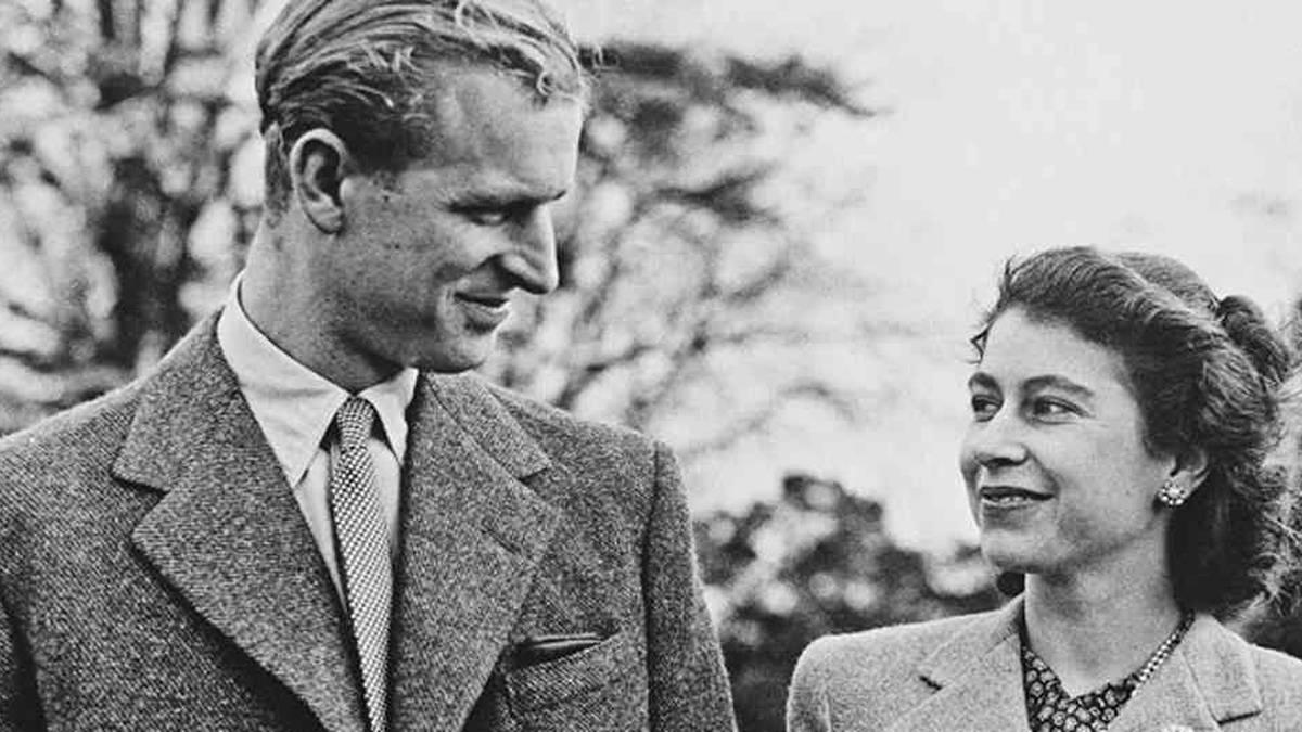 Felipe de Edimburgo e Isabel II