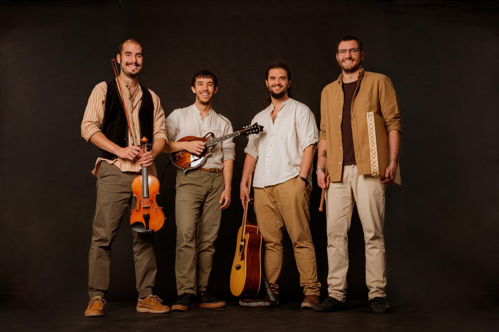 El grupo de música El Nido tocará en Caja Círculo de Burgos