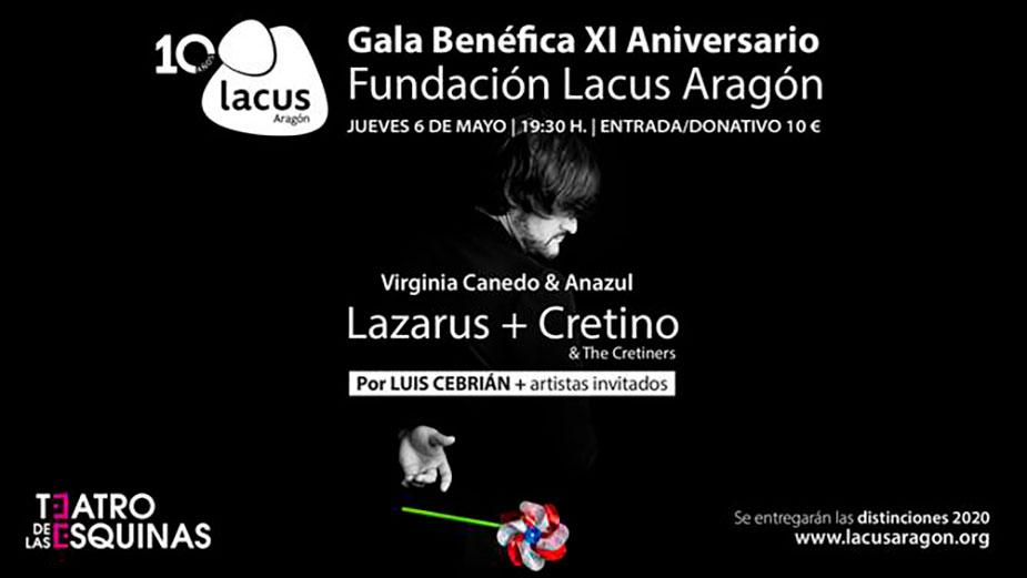 Fundacion Lacus gala benefica