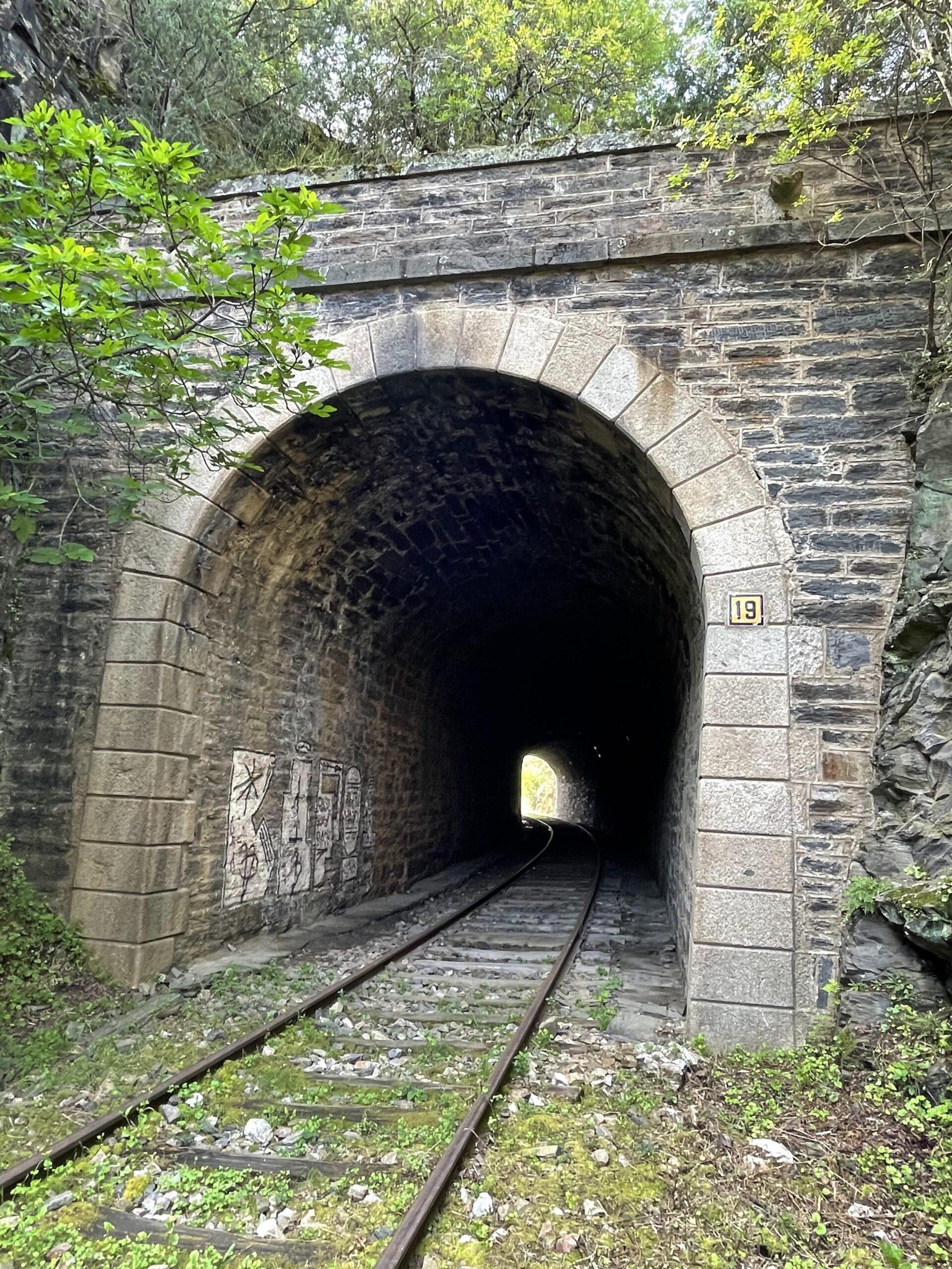 Túnel Camino de Hierro