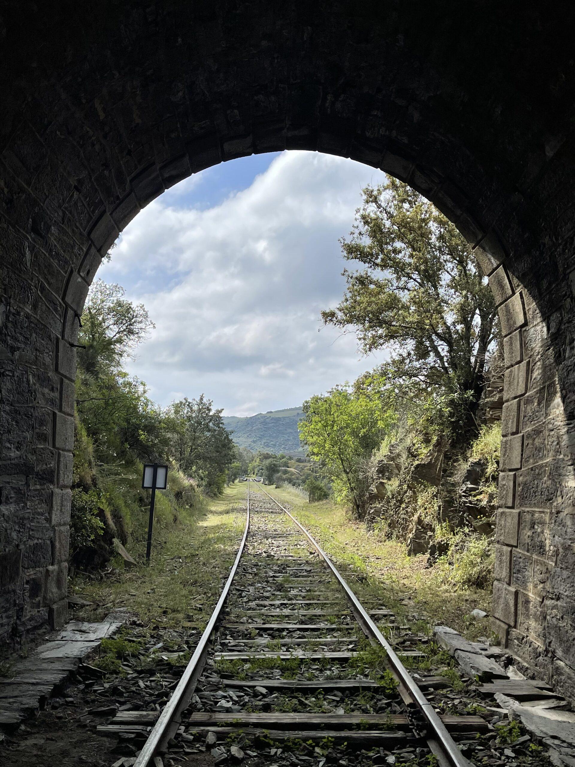 Tunel Camino de Hierro