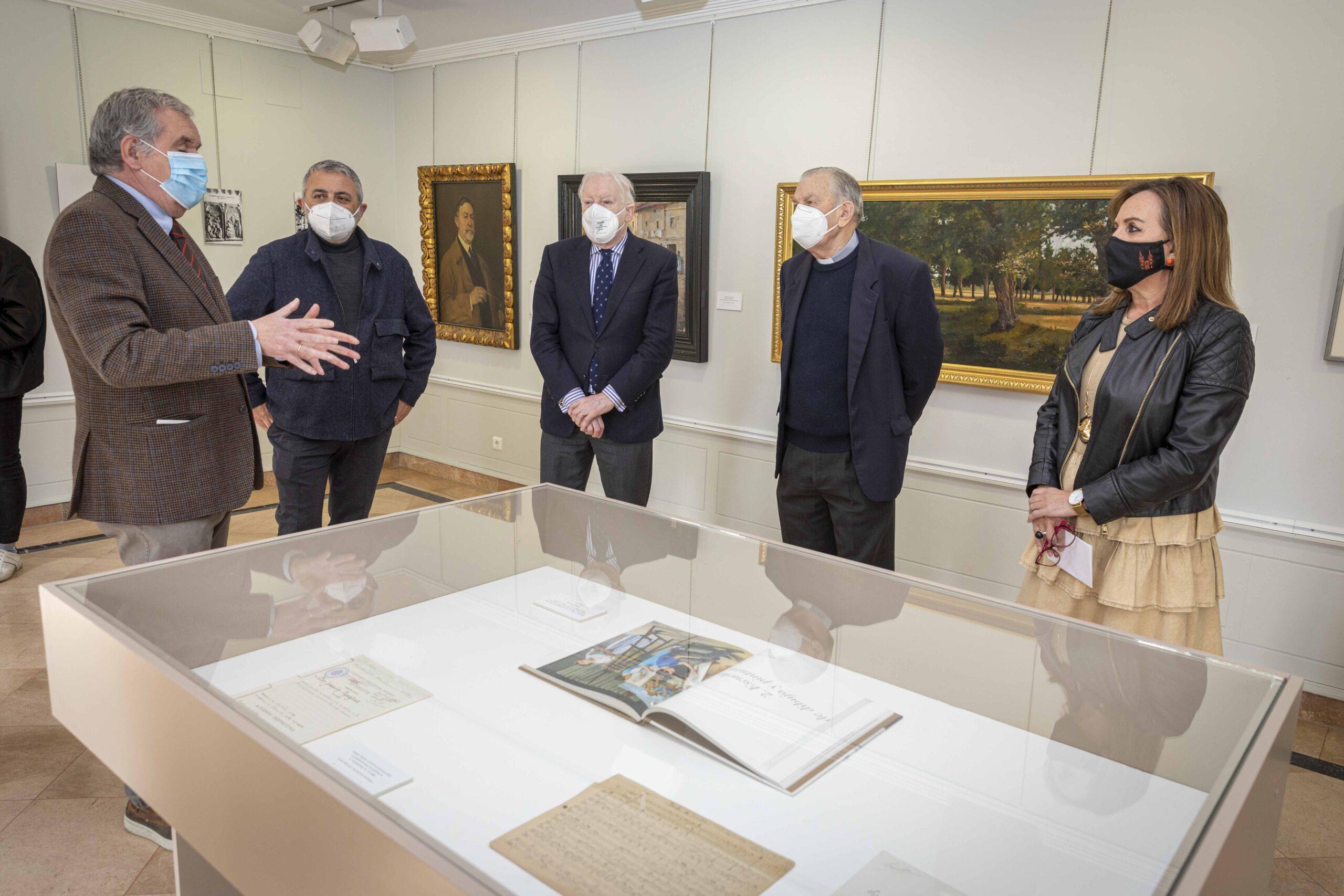 Exposición: Vida Cultural en Burgos durante los años 20