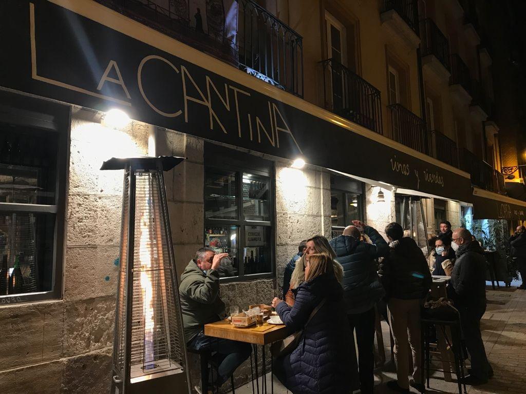 La Cantina Burgos