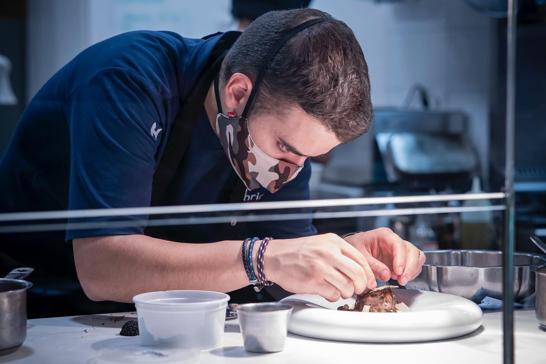 Restaurantes de Burgos galardonados con Sol Repsol: La Fábrica y Cobo Estratos