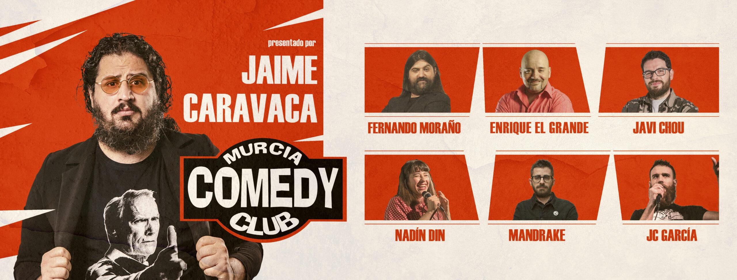Murcia Comedy Club 7 mayo