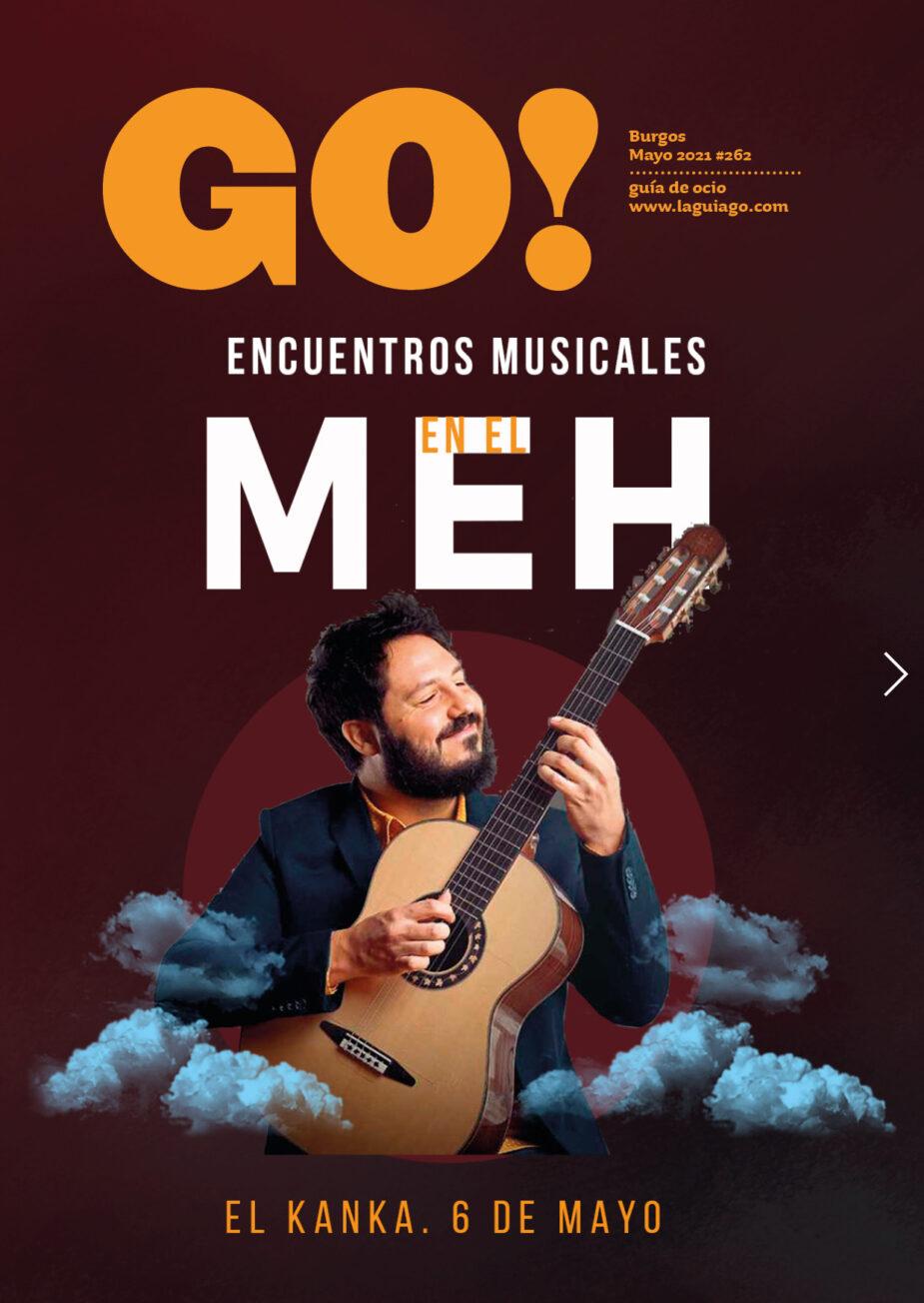 Revista GO! Burgos Mayo