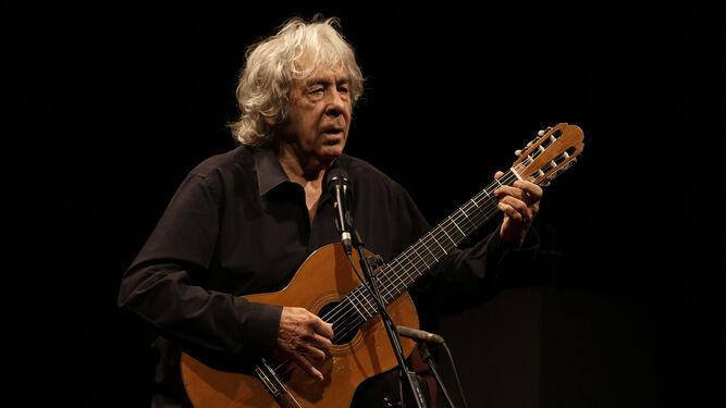 Paco Ibanez concierto Vigo