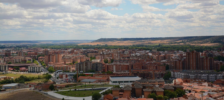 Panoramica Palencia Miguel Angel Garcia
