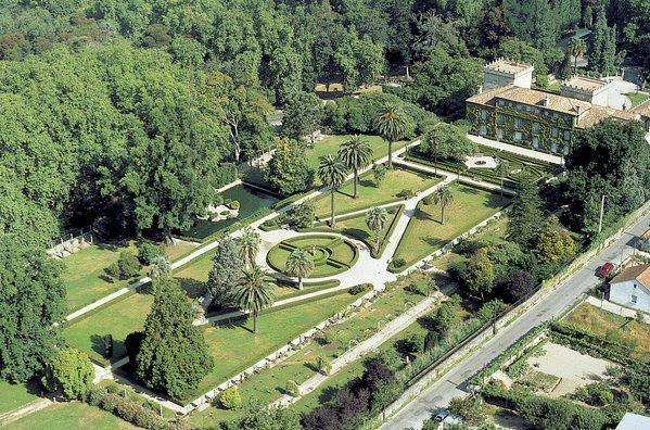 Ruta botánica por el jardín del Pazo Quiñones de León de Vigo