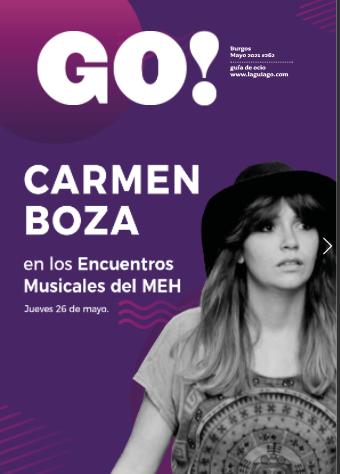 Portada GO Burgos mayo 2021