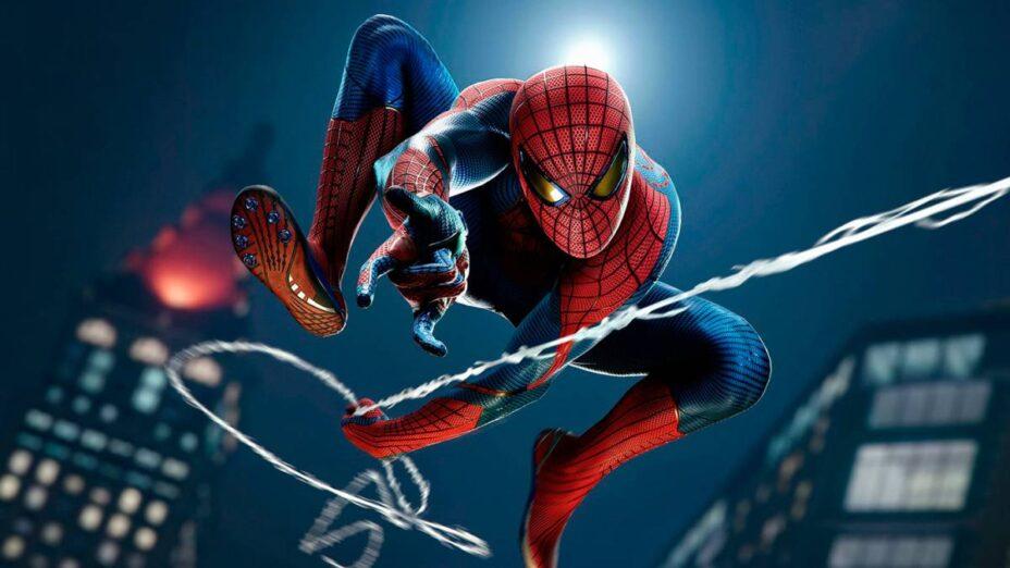 Spider Man en Netflix