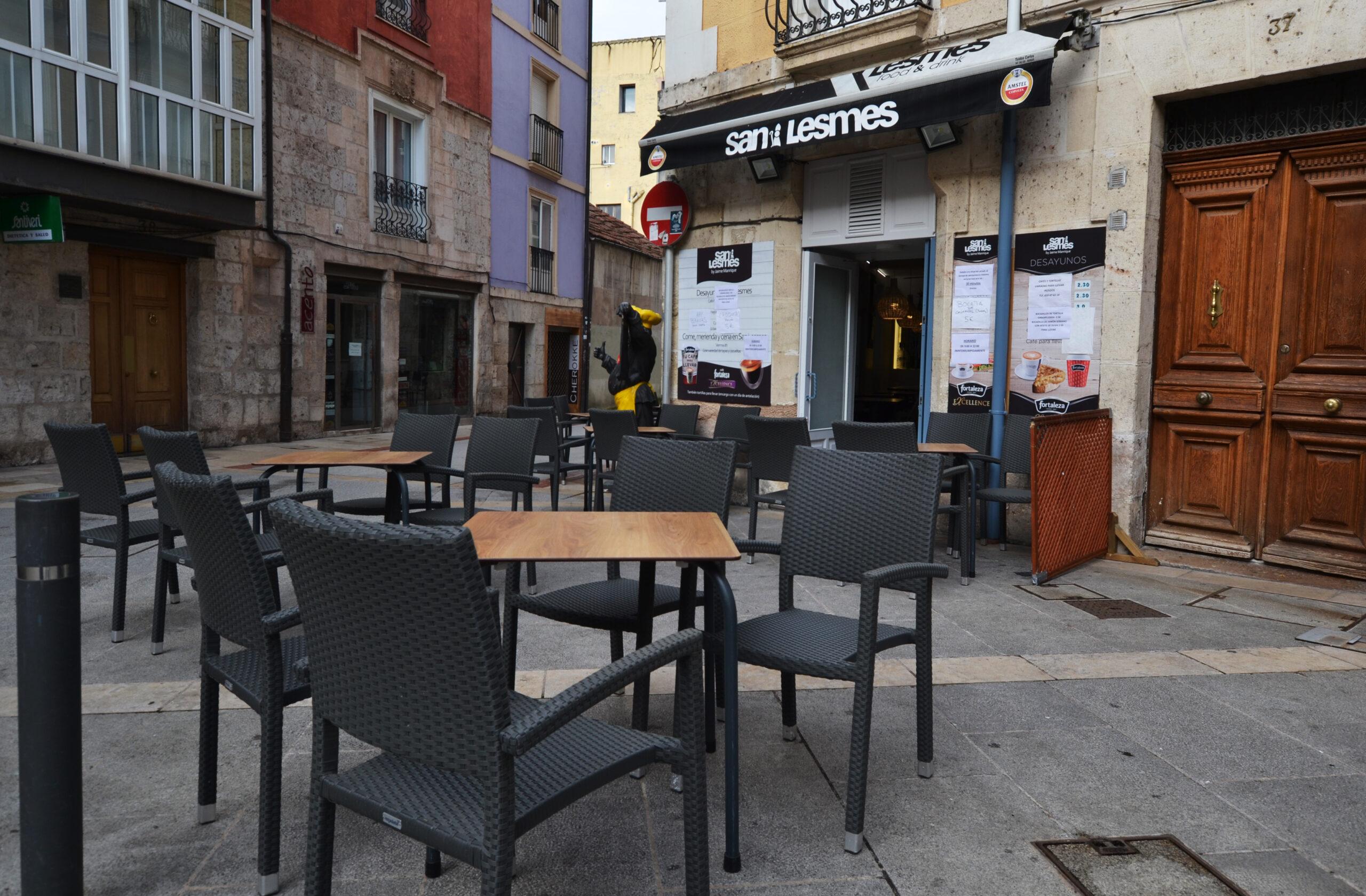 Terraza San Lesmes Gastrobar