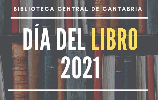 dia del libro en la biblioteca central de cantabria
