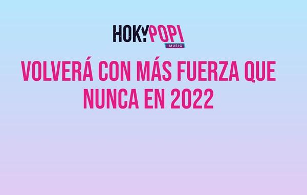 hoky popi cancela su edicion 2021