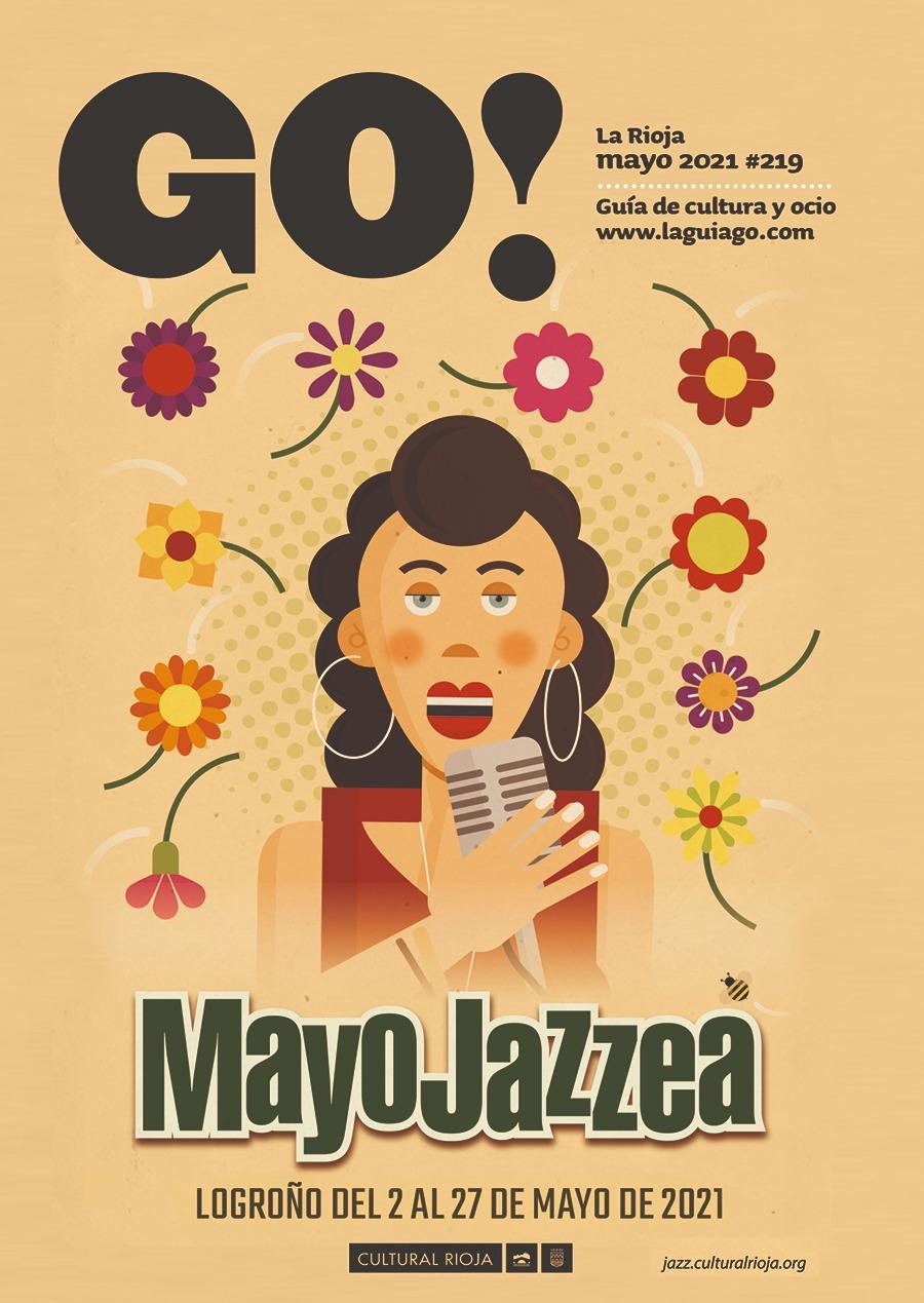 Mayo Jazzea en Logroño