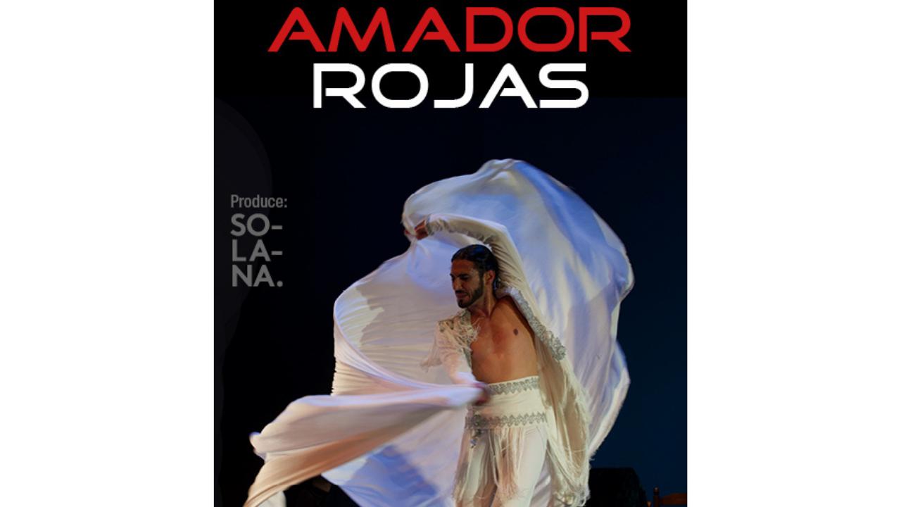El flamenco regresa al Euskalduna con Amador Rojas