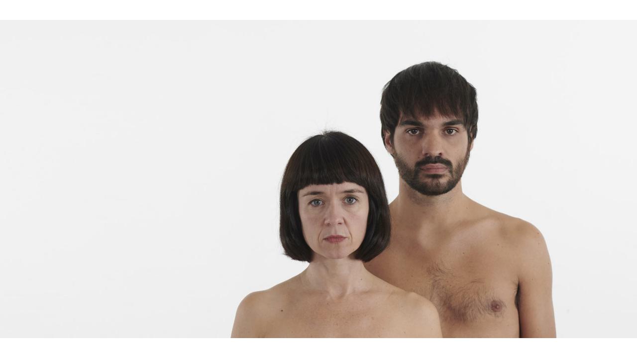 Miren Gaztaña y Eneko Sagardoy presentan 'Maitasunaren itxiera'