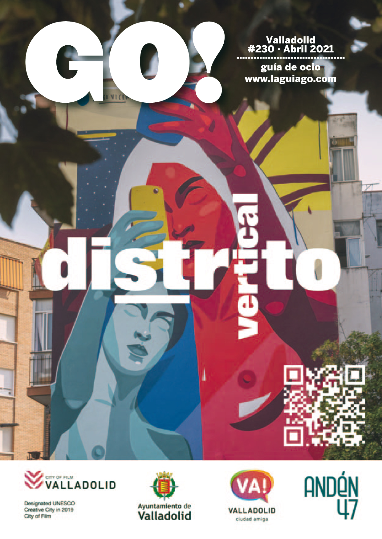 Revista Digital Go Valladolid Abril
