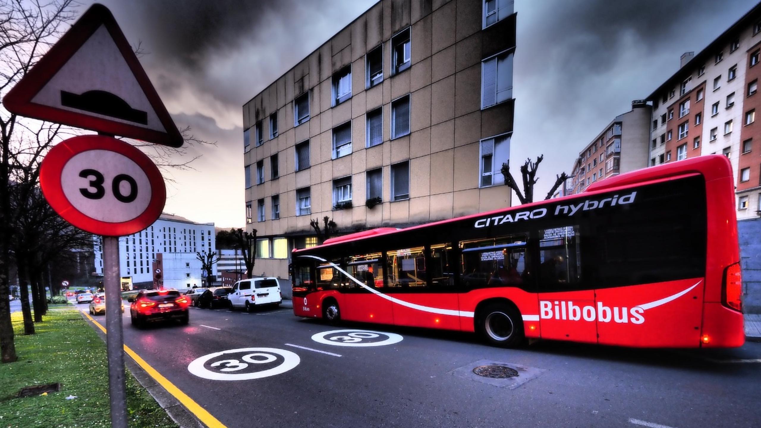 Bilbao gana el premio europeo a la seguridad vial urbana