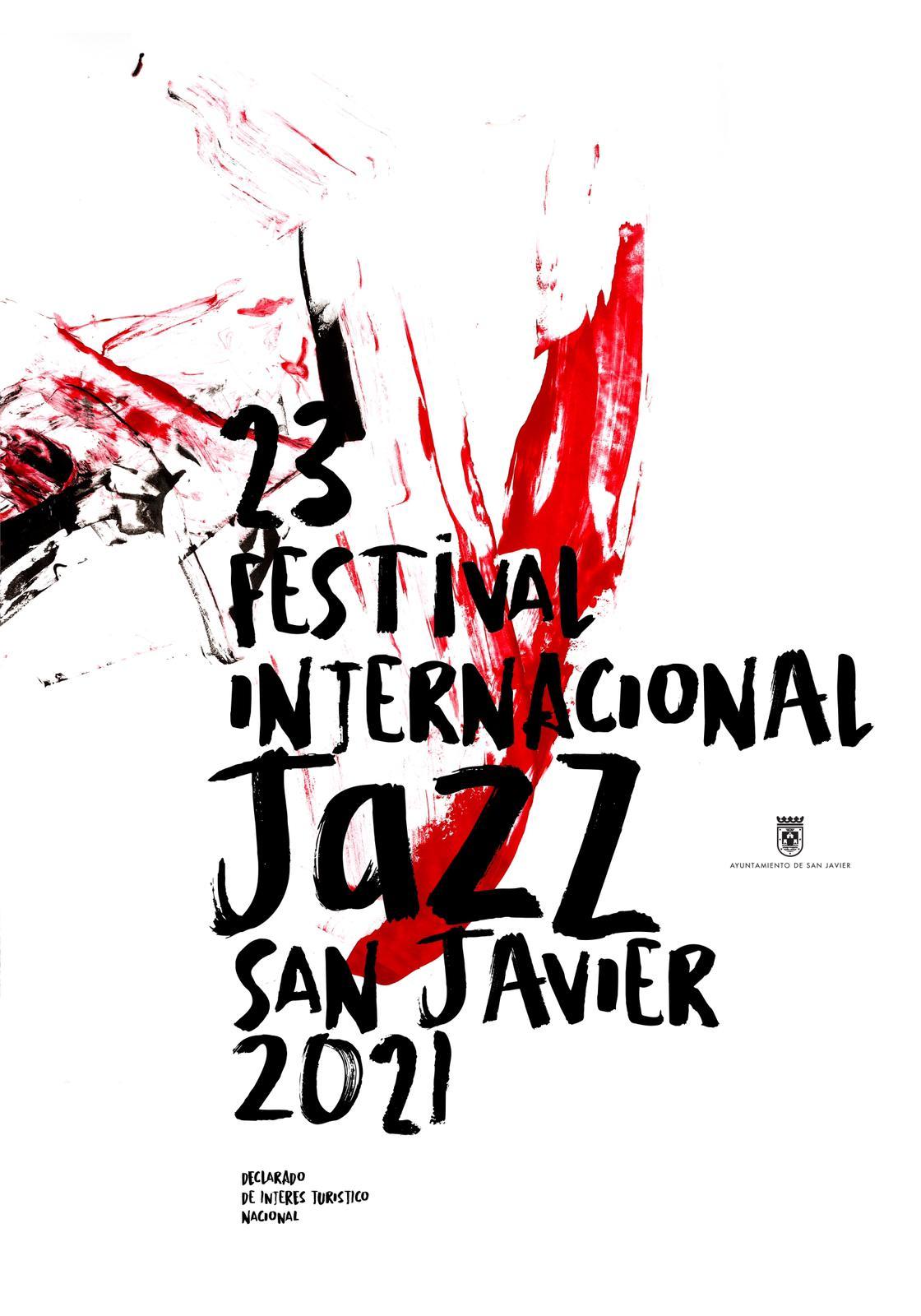 2021 04 22 Festival Internacional de Jazz de San Javier cartel 2021