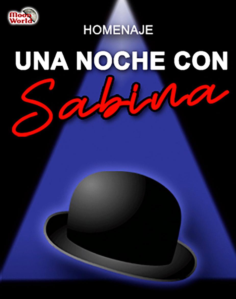 una noche con Sabina