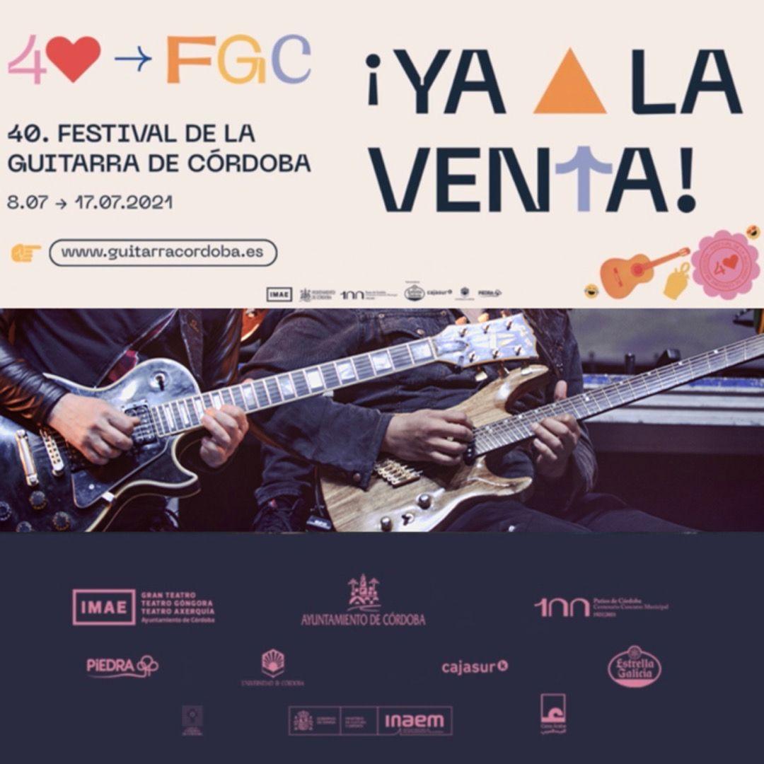 40. festival de la gruitarra