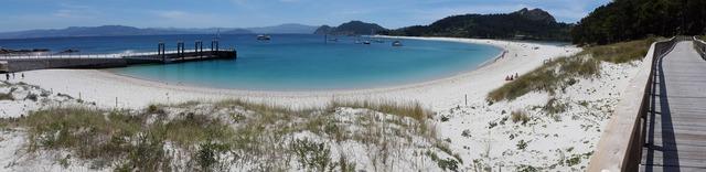 Areal AS RODAS Mejores playas Pontevedra