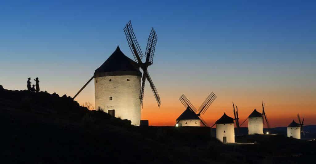 Bono turistico de Castilla la Mancha