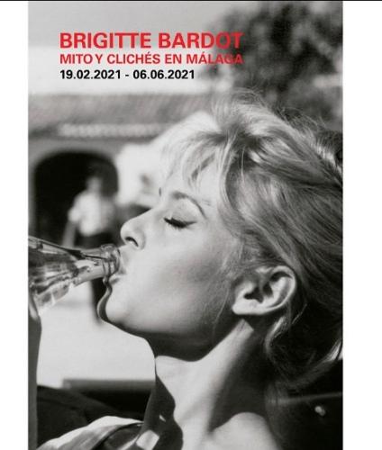 Brigitte Bardot mitos y cliches en Malaga