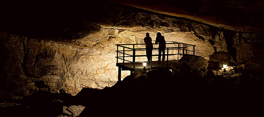 Caminos Rupestres Rutas culturales Espana
